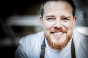 Head Chef John Freeman or Restaurant Sat Bains with Rooms